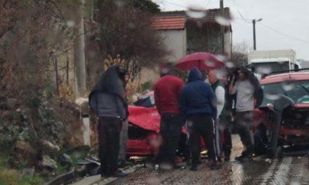 Vozite oprezno: Jutros teža prometna nesreća na Međinama