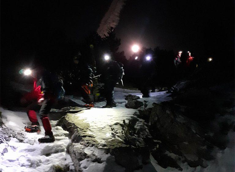 Na Prenju pronađeno tijelo planinara