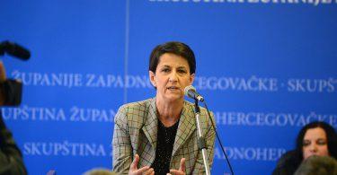 Ministrica Mikulić za Jabuka.tv: Za sada nema prekida nastave u ŽZH, sve škole su dezinficirane