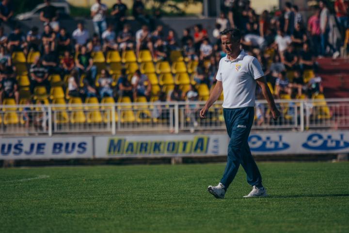 SLIŠKOVIĆ PRED POČETAK PRVENSTVA: Sve protivnike trebamo respektirati i ići sto posto u utakmice