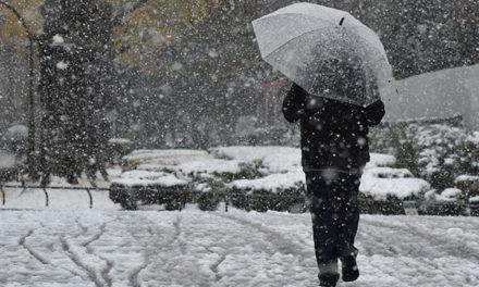 Snijeg prekrio BiH