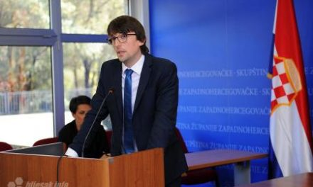 Ministar Pejić: U ŽZH 10 osoba pod zdravstvenim nadzorom
