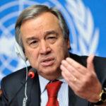 Glavni tajnik UN-a: Pandemija prijeti cijelom čovječanstvu