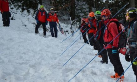 Završen tečaj zimskih tehnika spašavanja