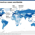 Broj oboljelih od koronavirusa u svijetu prešao dva milijuna