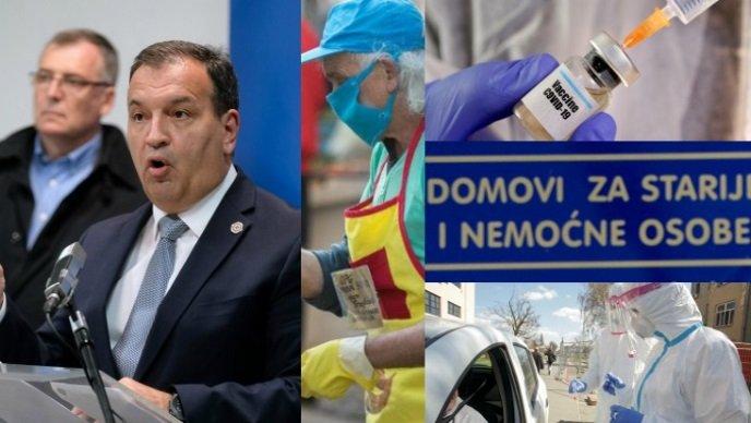 U Hrvatskoj danas 27 novooboljeli i jedan smrtan slučaj