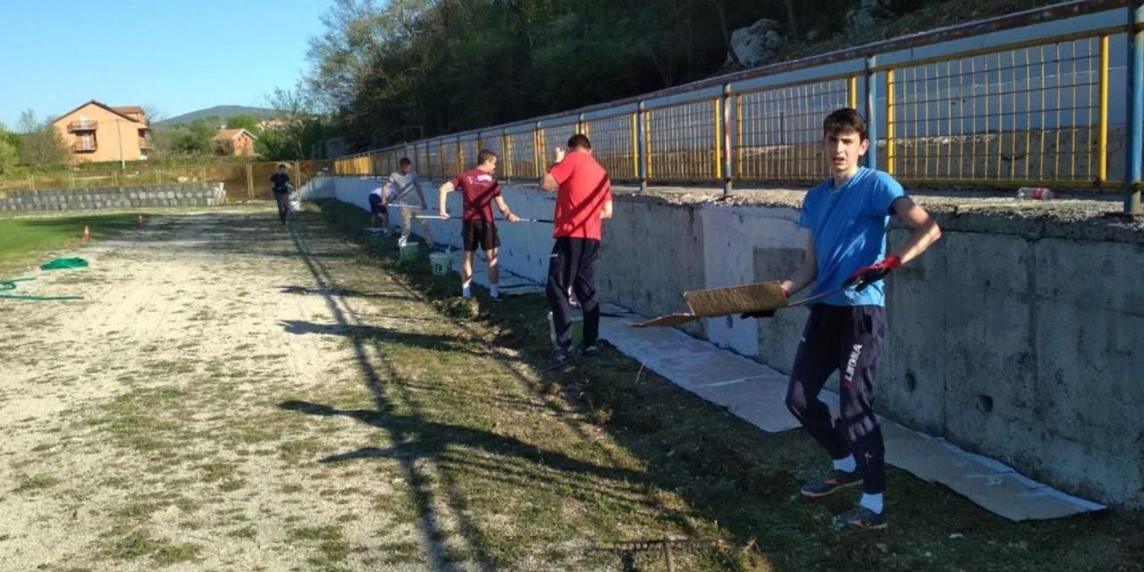 """Koronavirus """"zaslužan"""" za obnovu stadiona Boljava"""