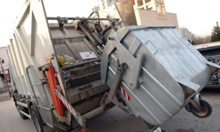 Vodovod: U ponedjeljak nema odvoza smeća