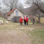 CRVENI KRIŽ POSUŠJE: Volonteri obilaze i dostavljaju hranu, dolaze donacije, u pripremi i akcija doniranja krvi