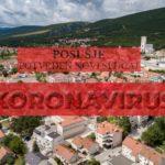 ŽZH: 37 novozaraženih koronavirusom u posljednjih 48 sati, novih deset u Posušju