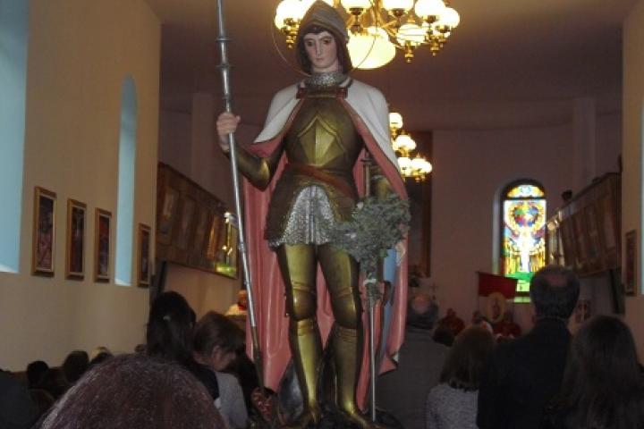 Na blagdan Svetoga Jure župa Vir slavi svoga zaštitnika: Izravan prijenos mise u 11 sati na Radio Posušju