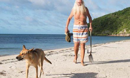 Karantena mu je svaki dan: Već 20 godina živi na malom otoku i uživa