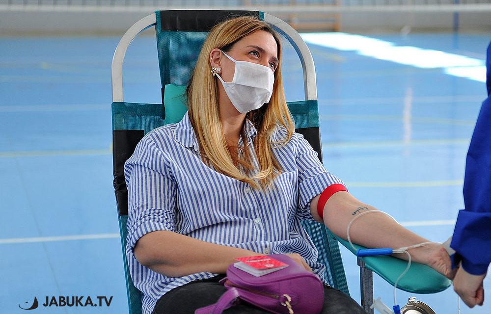 Humanost u doba pandemije: Širokobriježani darovali 58 doza krvi