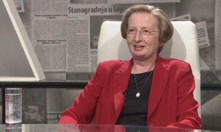 Alemka Markotić: Hrvatska i BiH su moje domovine! Moj moto je: Moli i radi