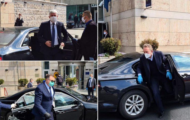 Postignut dogovor: BiH će se zadužiti 330 milijuna KM kod MMF-a