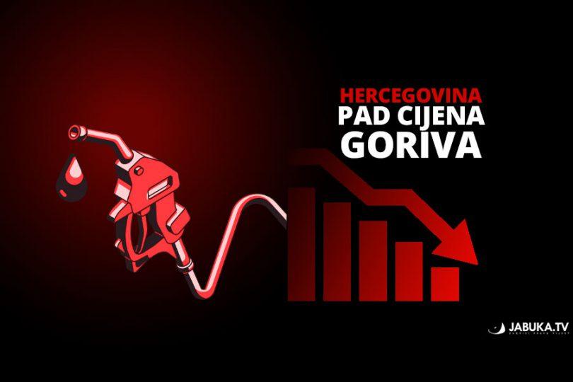 Novi pad cijena goriva: Pogledajte gdje je najjeftinije