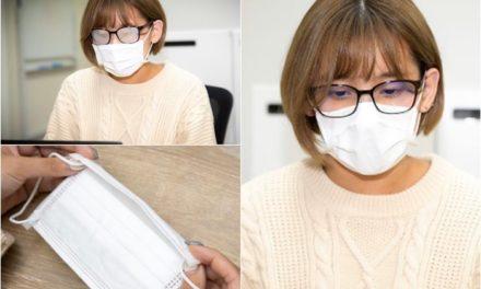 Kako nositi zaštitnu masku, a da vam se ne zamagle naočale? Pogledajte trik (VIDEO)