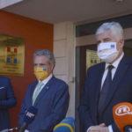 Sattler: Čović je prvak europskih integracija; Čović: Razgovarali smo i o lokalnim izborima