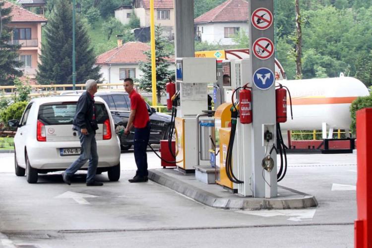 Inspektori kontrolirali benzinske crpke, otkrivene nepravilnosti u načinu formiranja cijena