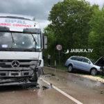 Široki Brijeg: Četiri osobe ozlijeđene u sudaru kamiona i automobila
