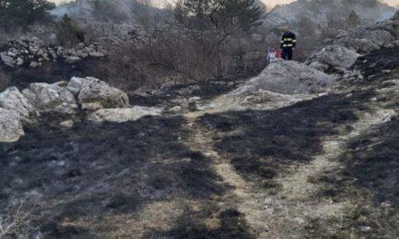 Nepažljivo paljenje vatre i ovih dana stvara probleme posuškim vatrogascima