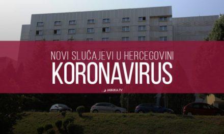 Sedam osoba iz HNŽ-a pozitivno na koronavirus