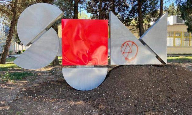 Vandalizam u kampusu: Sveučilište sprema kaznenu prijavu i zabranu ulaska