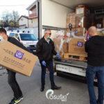 Violetina donacija zaštitne opreme stigla u Dom zdravlja Posušje