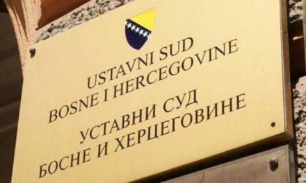 Ustavni sud BiH: Zabranom kretanja mlađima od 18 i starijima od 65 godina prekršena ljudska prava