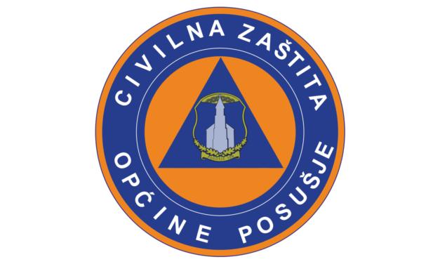 Izvješće stožera civilne zaštite za 04. svibnja