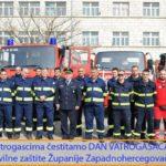 Sv. Florijan: Svim vatrogascima čestitamo njihov dan