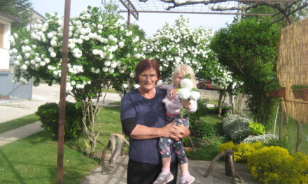 POSUŠKI LIJEPI KRAJEVI: Podno Vučje glavice rajski vrt bake i unuke