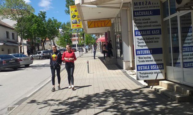 Korona odnijela 423 radna mjesta u Zapadnohercegovačkoj županiji