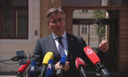 Plenković prihvatio ostavku Krstičevića