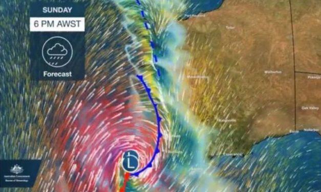 Australiji prijeti oluja koja se događa jednom u deset godina