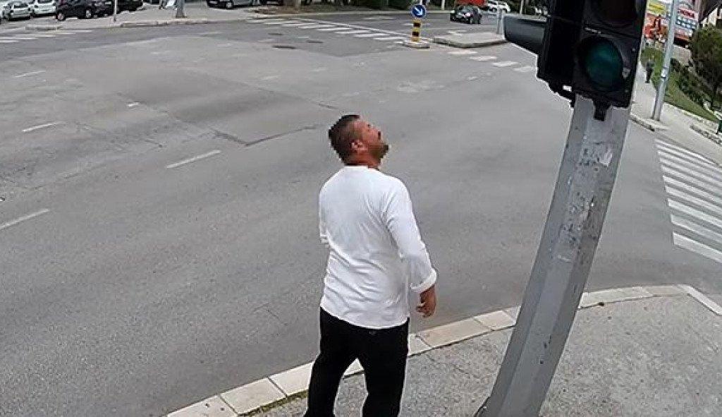 Splićani bespogovorno postupali kako im je semafor zapovjedao!