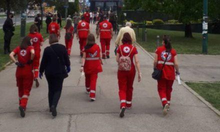 Organizacije Crvenog križa iz četiri županije oštro osudile prosvjedovanje volontera u Sarajevu