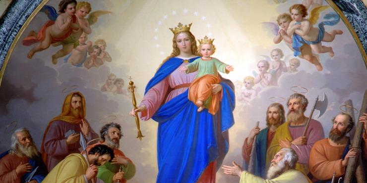 Danas slavimo blagdan Marije Pomoćnice