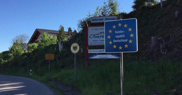 Ukidaju se kontrole na granici Njemačke i Austrije