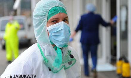 Civilna zaštita ŽZH dijeli 40.000 zaštitnih maski