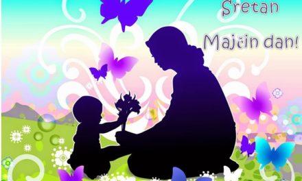 Svim majkama čestitamo Majčin dan!