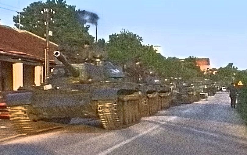 Nema prolaza: 29 godina od zaustavljanja kolone tenkova JNA u Pologu