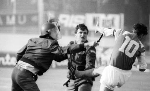 DAN KOJI SE PAMTI: Prije 30 godina dinamovci su se golim rukama borili protiv naoružanih milicajaca, a Boban ušao u legendu