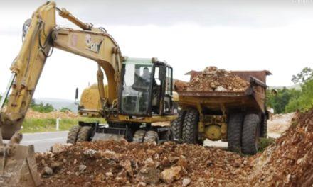 Počela izgradnja treće trake za spora vozila na Vraniću