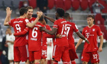 Sada je i definitivno gotovo: Bayern osmi put zaredom prvak Njemačke