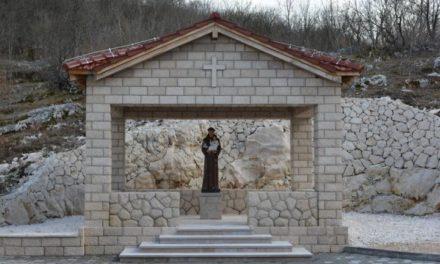 Pripreme za blagdan svetog Ante u Sutini