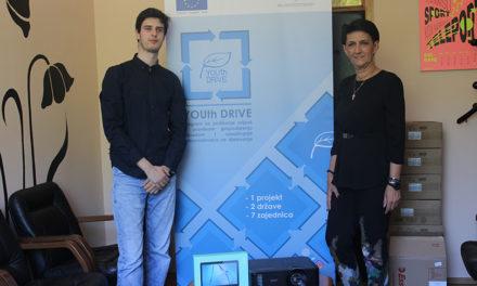 Donacija opreme školama u ŽZH