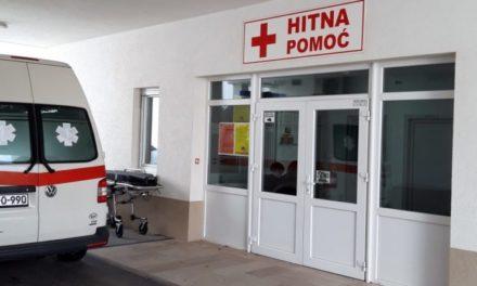 4 osobe iz Posušja ozljeđene u teškoj prometnoj nesreći između Mostara i Širokog Brijega