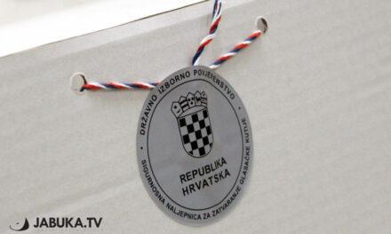 Posljednji dan za registraciju birača u Mostaru za izbor zastupnika u Hrvatski sabor