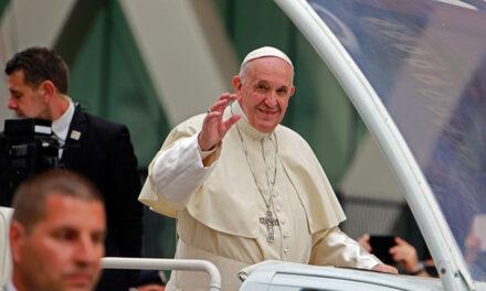 Papa u 2020. ne planira putovati u inozemstvo